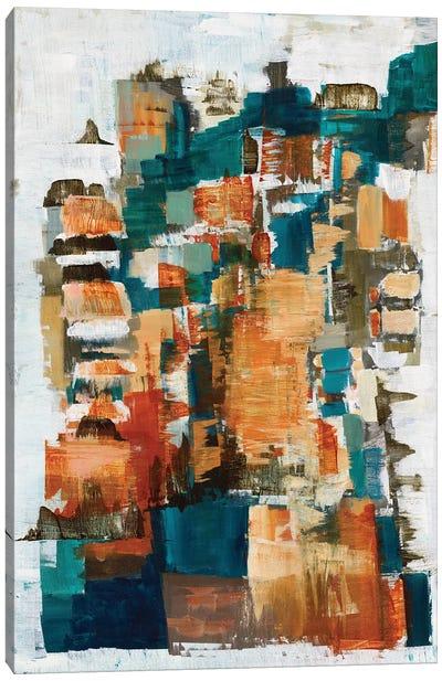 Meteora Canvas Art Print