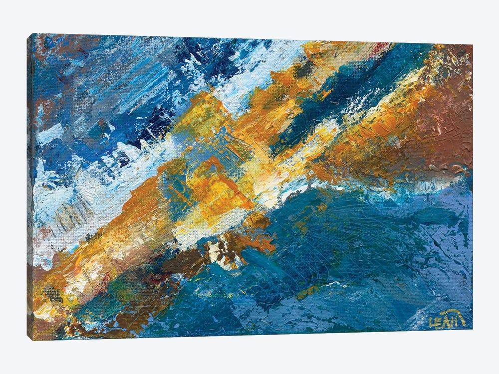 Boom by Leah Nadeau 1-piece Canvas Art Print