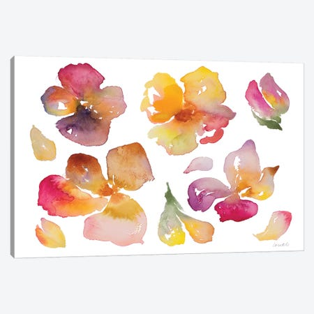Into Spring Canvas Print #LNL103} by Lanie Loreth Canvas Art