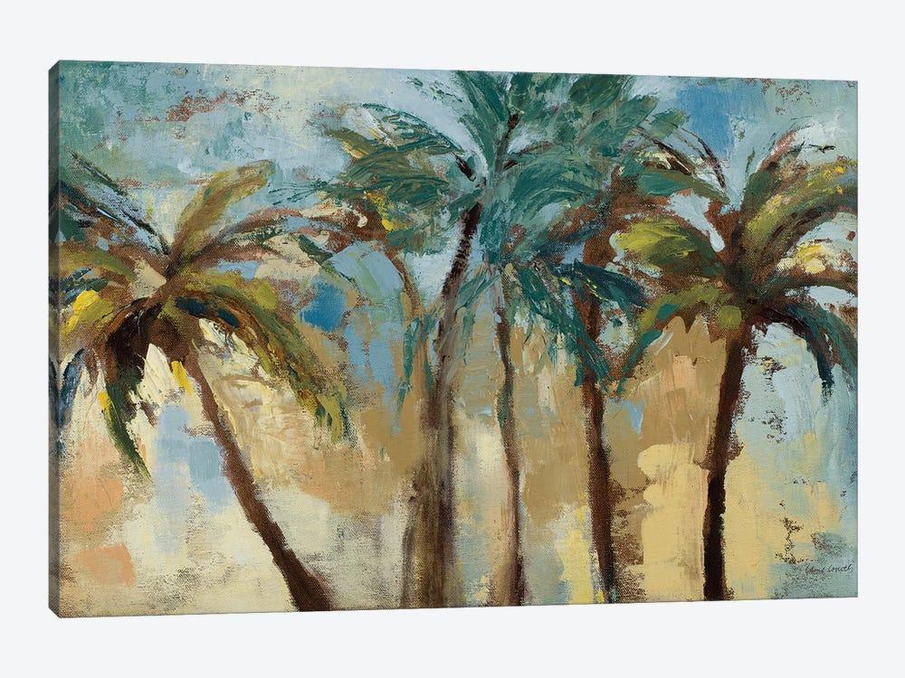 Island Morning Palms by Lanie Loreth 1-piece Canvas Artwork