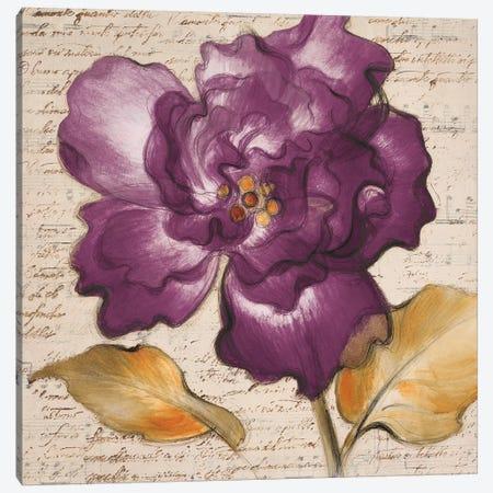 Lilac Beauty I Canvas Print #LNL111} by Lanie Loreth Art Print