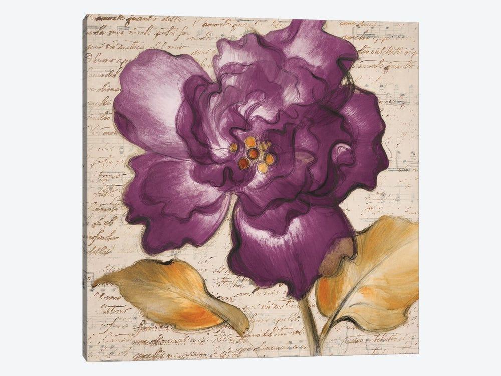 Lilac Beauty I by Lanie Loreth 1-piece Canvas Art Print
