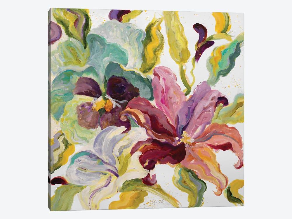 Lyrical Garden I by Lanie Loreth 1-piece Canvas Wall Art