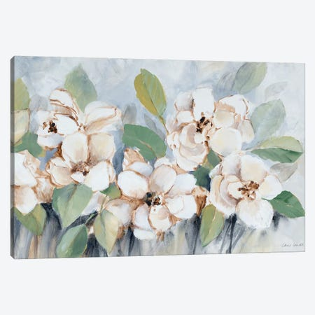 Modern Fleurs Canvas Print #LNL122} by Lanie Loreth Canvas Wall Art