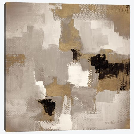 Muted Abstract I Canvas Print #LNL130} by Lanie Loreth Canvas Art Print
