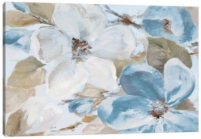 Neutral Silently Bloom I Canvas Art Print