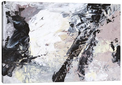 Sound of Movement Canvas Art Print