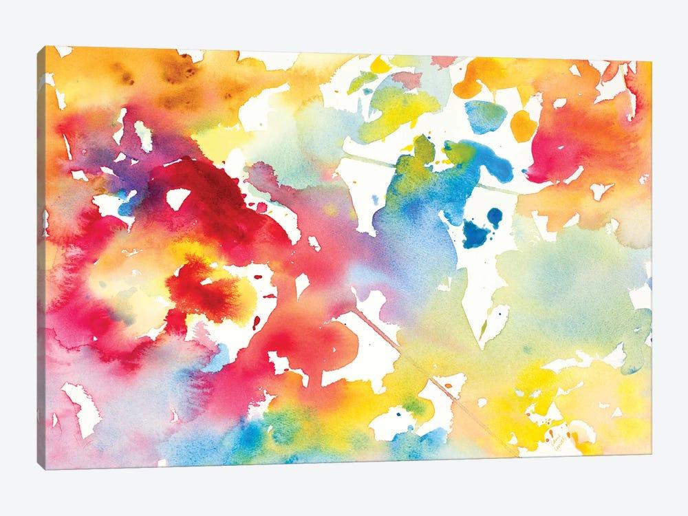 Spring has Sprung I by Lanie Loreth 1-piece Canvas Art Print