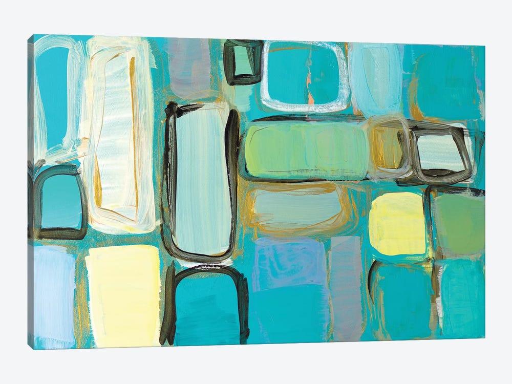 Standing Imitation II by Lanie Loreth 1-piece Canvas Art