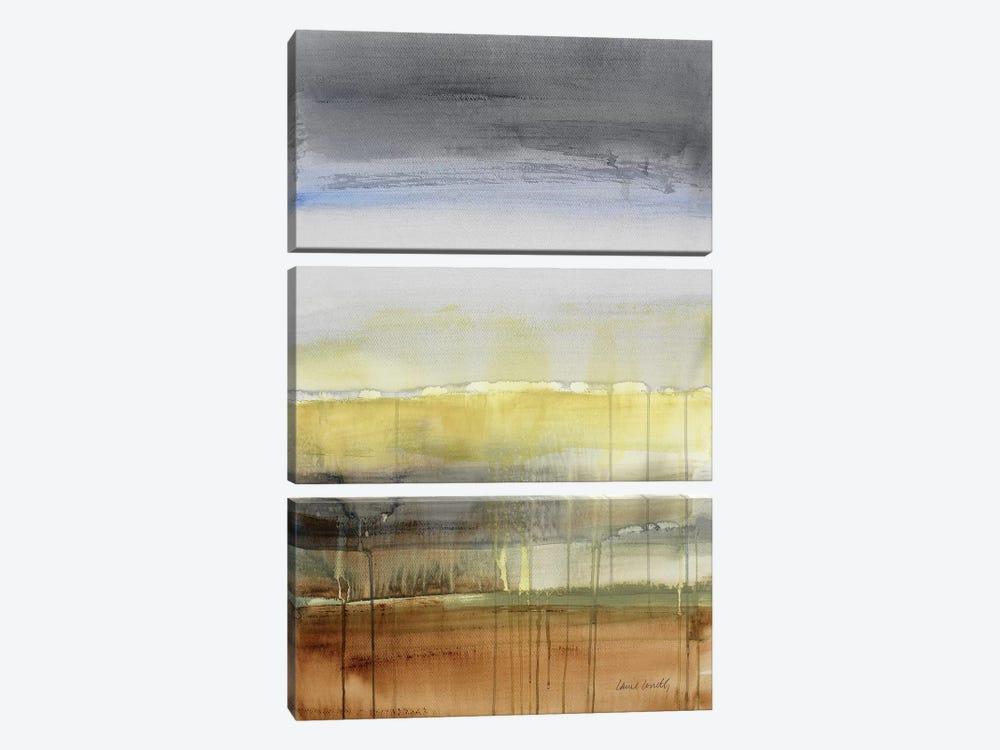 Summer Rain I by Lanie Loreth 3-piece Canvas Art
