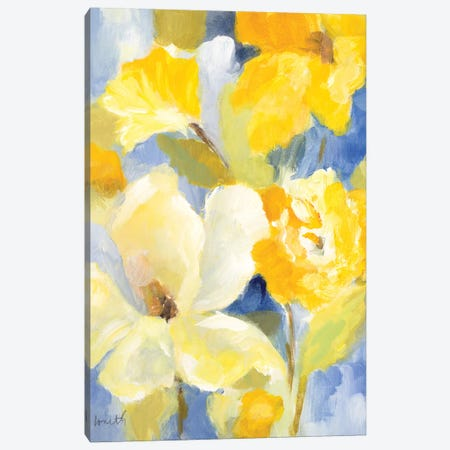 Sunlit Canvas Print #LNL198} by Lanie Loreth Canvas Print