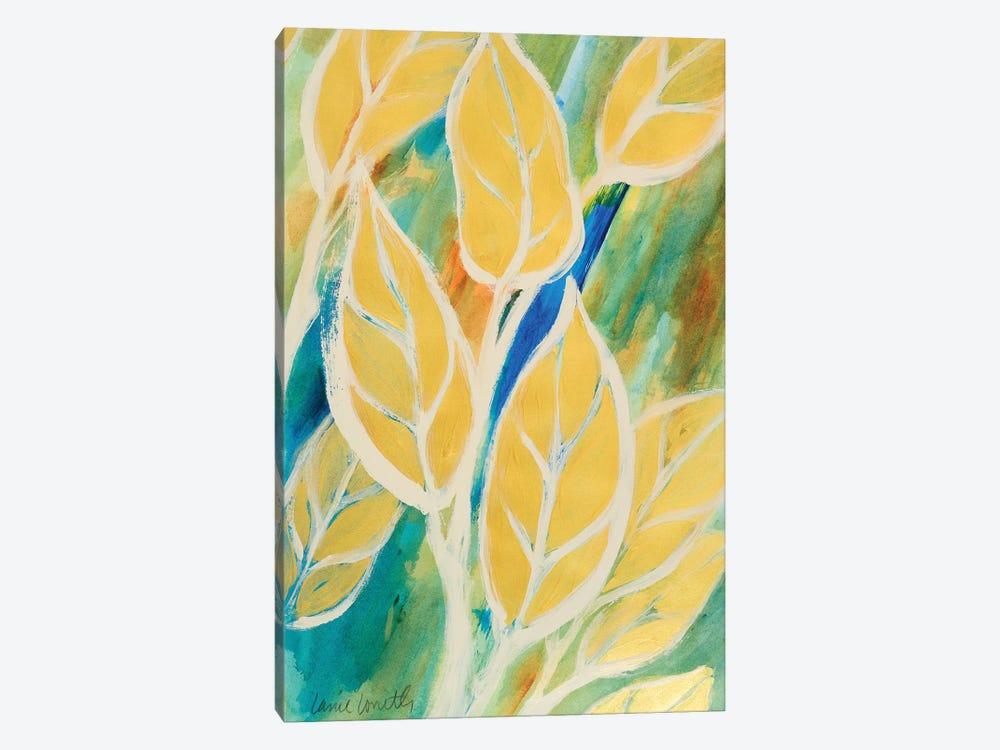 Swaying Leaves I by Lanie Loreth 1-piece Art Print