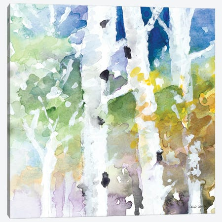 Tall Upon the Hill II 3-Piece Canvas #LNL204} by Lanie Loreth Canvas Wall Art