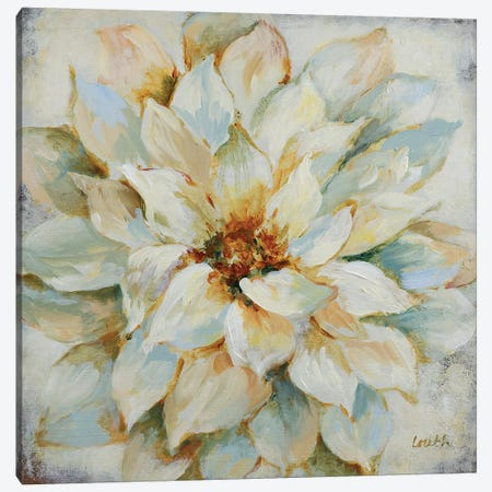 Blooming Beauty Canvas Print #LNL20} by Lanie Loreth Canvas Art Print