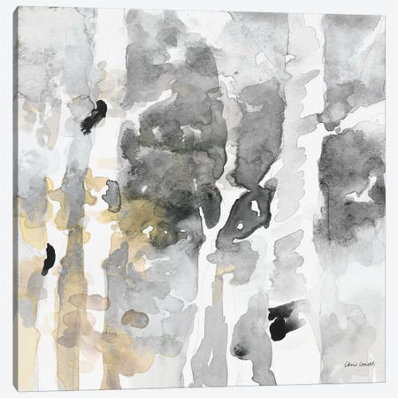 Up to the Northern Skies Grey II 3-Piece Canvas #LNL225} by Lanie Loreth Canvas Wall Art