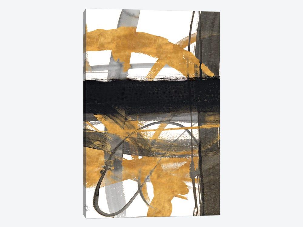 Urban Vibe With Gold III by Lanie Loreth 1-piece Canvas Art Print