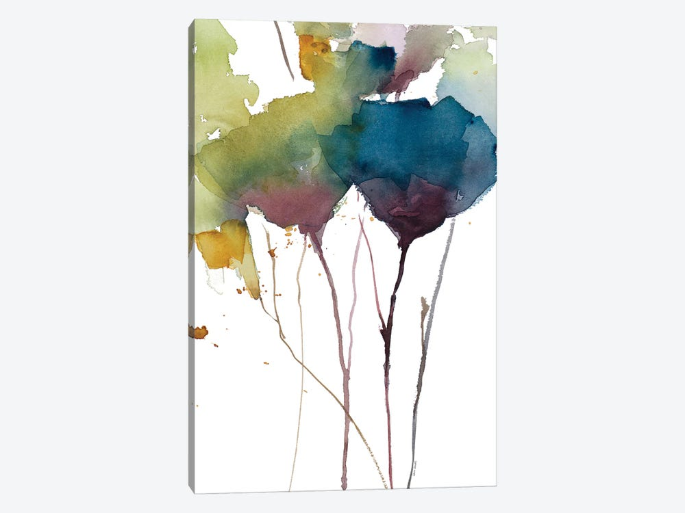 Wildflower Grace II by Lanie Loreth 1-piece Art Print