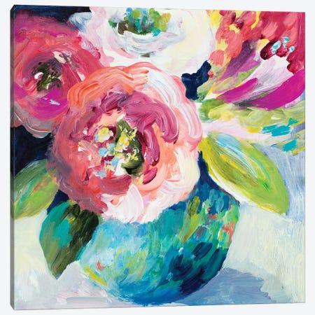 A Pop Of Spring Canvas Print #LNL273} by Lanie Loreth Canvas Art