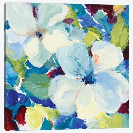 A Season's Beauty I Canvas Print #LNL274} by Lanie Loreth Canvas Art Print