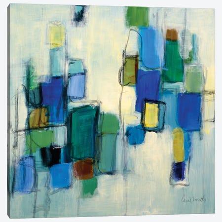 Bayside II Canvas Print #LNL277} by Lanie Loreth Canvas Art Print