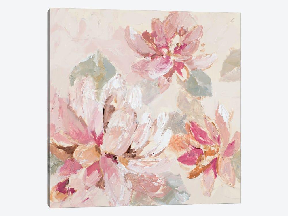 Blushing Spring I by Lanie Loreth 1-piece Canvas Artwork