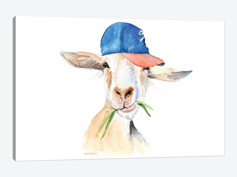 Cool Goat by Lanie Loreth 1-piece Canvas Art