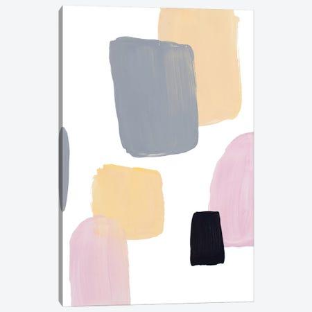Floating Shapes II Canvas Print #LNL321} by Lanie Loreth Canvas Art