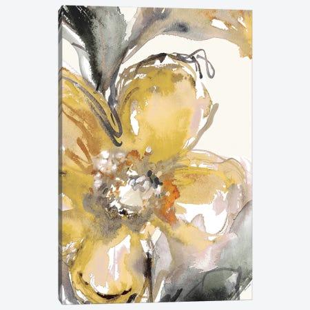 Bright Blooms I Canvas Print #LNL33} by Lanie Loreth Canvas Art