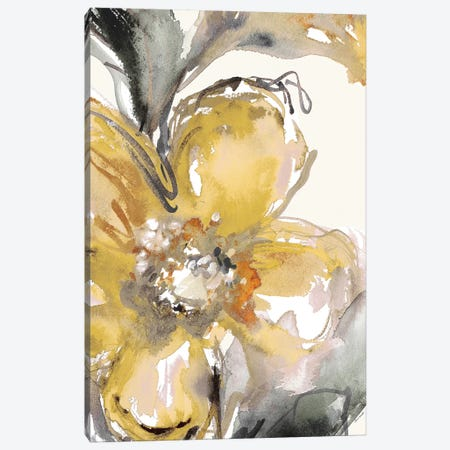 Bright Blooms I Canvas Print #LNL33} by Lanie Loreth Canvas Art