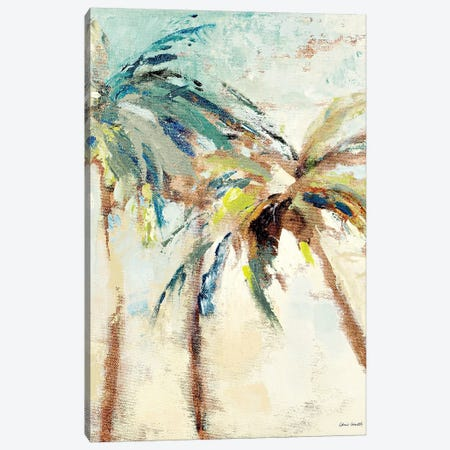Bright Island Morning I Canvas Print #LNL34} by Lanie Loreth Canvas Print