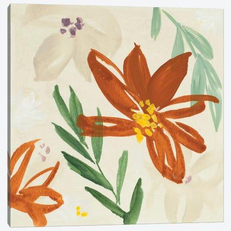 Into The Garden I Canvas Print #LNL350} by Lanie Loreth Art Print