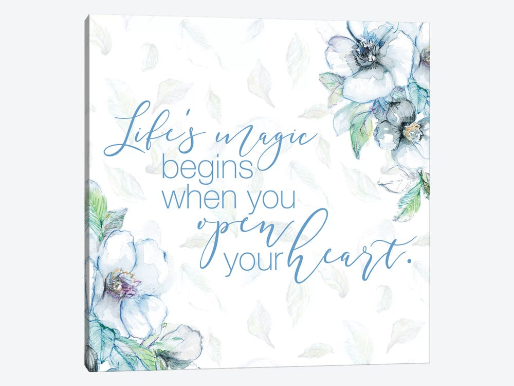 Life Magic by Lanie Loreth 1-piece Canvas Print
