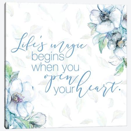 Life Magic Canvas Print #LNL356} by Lanie Loreth Canvas Wall Art