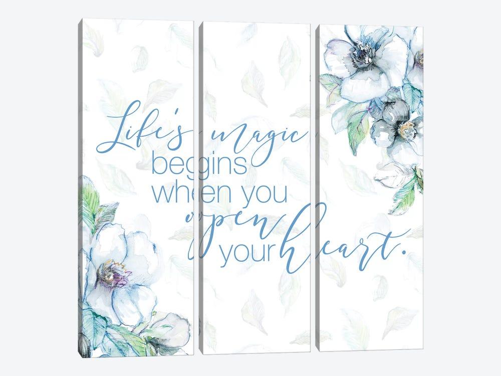 Life Magic by Lanie Loreth 3-piece Canvas Art Print