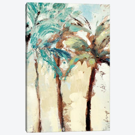 Bright Island Morning II Canvas Print #LNL35} by Lanie Loreth Canvas Print