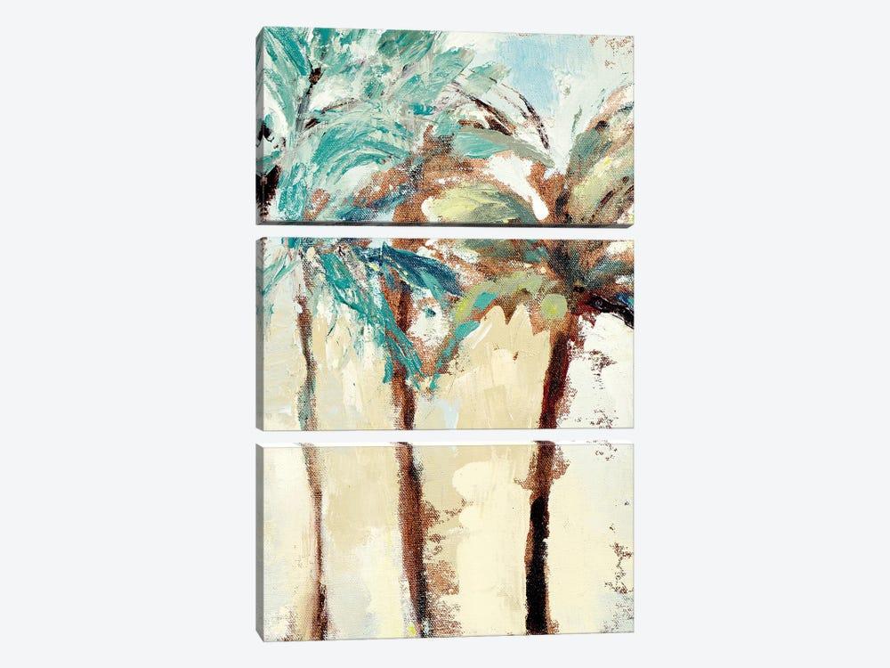 Bright Island Morning II by Lanie Loreth 3-piece Canvas Print