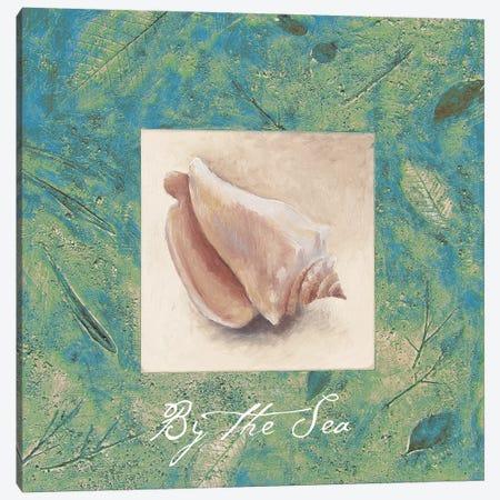 By the Sea Canvas Print #LNL36} by Lanie Loreth Art Print