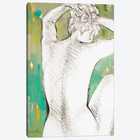 Modern Woman I Canvas Print #LNL371} by Lanie Loreth Canvas Print