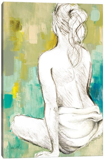 Modern Woman II Canvas Art Print