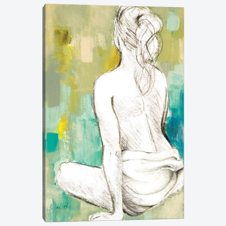 Modern Woman II Canvas Print #LNL372} by Lanie Loreth Canvas Print