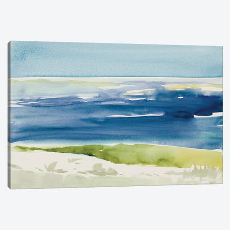 Cape Cod Seashore Canvas Print #LNL37} by Lanie Loreth Canvas Print