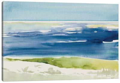 Cape Cod Seashore Canvas Art Print