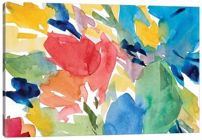 Positano Day Canvas Art Print