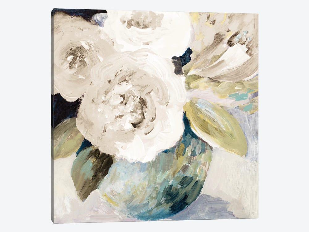 Spring Roses by Lanie Loreth 1-piece Canvas Artwork