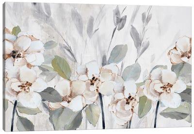 Garden Fleurs Canvas Art Print