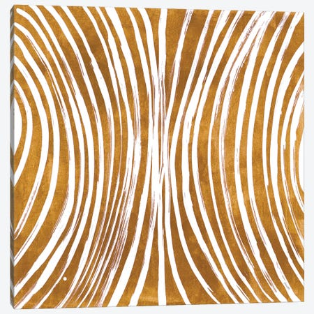 Lines Meet Curves I 3-Piece Canvas #LNL454} by Lanie Loreth Art Print
