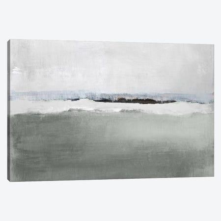 Misty Grey Dreams Canvas Print #LNL456} by Lanie Loreth Canvas Art Print