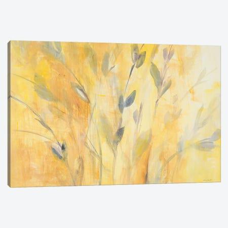 Misty Leaves Canvas Print #LNL457} by Lanie Loreth Canvas Print