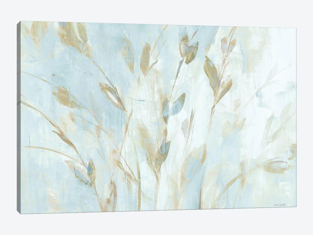 Soft Misty Leaves by Lanie Loreth 1-piece Canvas Artwork