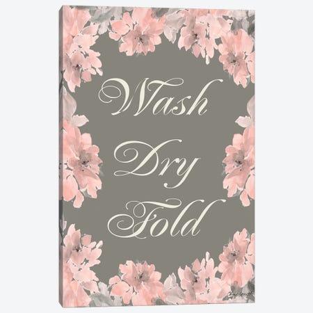 Wash Dry Fold Canvas Print #LNL479} by Lanie Loreth Canvas Artwork